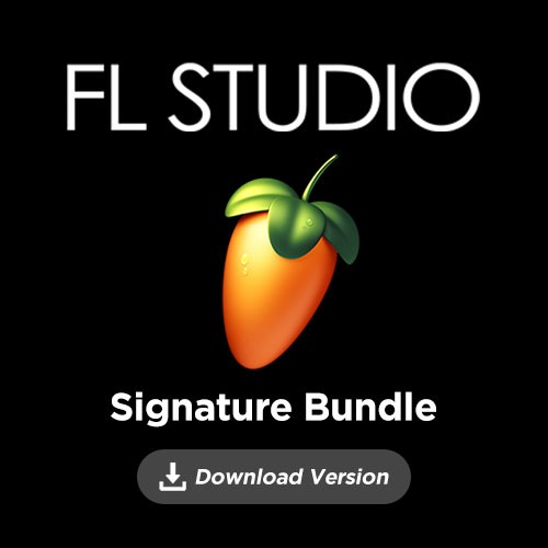 FL STUDIO Signature Bundle DAW (전자배송)