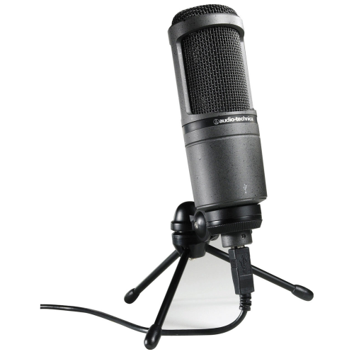 audio technica AT2020 USB+ 컨덴서 마이크