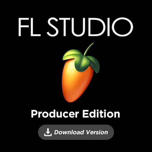 FL STUDIO Producer Edition DAW 소프트웨어 다운로드