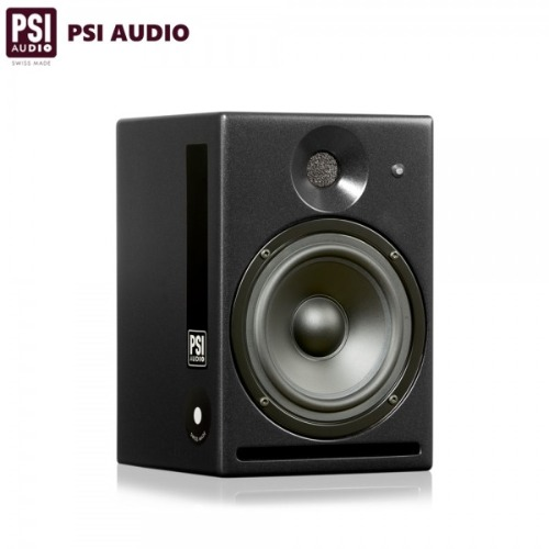 PSI Audio A14-M Studio Black 1통 5인치 스피커