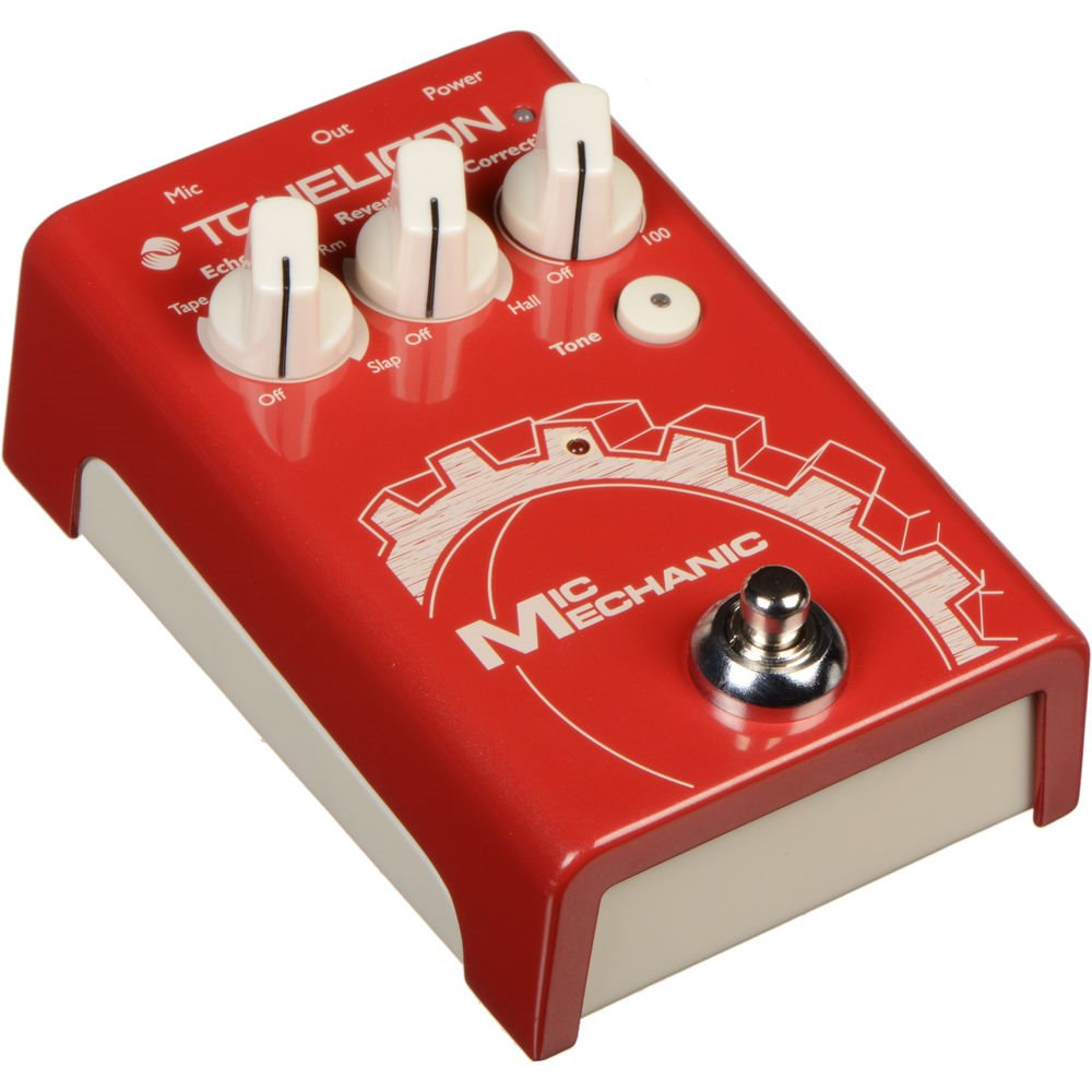 TC Helicon Mic Mechanic 2 보컬 이펙터