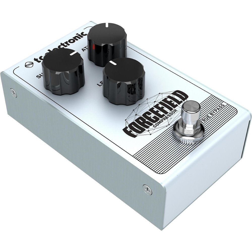 TC Electronic Forcefield Compressor 이펙트 페달