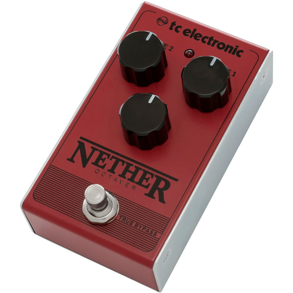 TC Electronic Nether Octaver 이펙트 페달