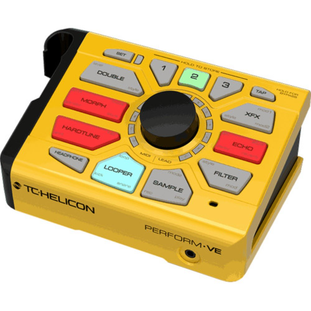 TC Helicon PERFORM-VE